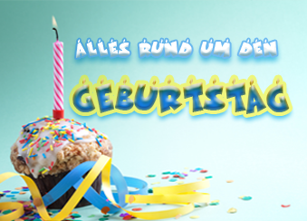 Geburtstag